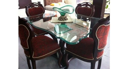 Muebles y dise os pertell for Comedor isabelino